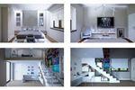 Дизайн проект загородного дома в современном стиле, г.Киев
