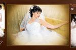 Дизайн свадебной фотокниги.