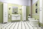 интерьер ванной комнаты 1