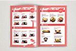 Японское меню -Ассорти-