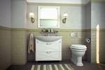 интерьер ванной комнаты 11