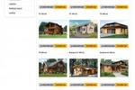 Локализация сайта (главная) строительной компании на норвежский