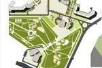 План центра микрорайона