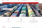 Разработка сайта Транспортная компании на Битрикс