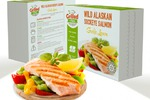 Дизайн упаковки замороженного рыбного филе
