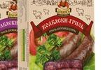 Дизайн упаковки колбасок