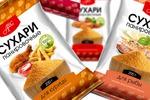 Дизайн упаковок панировочных сухарей