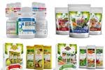 Дизайн упаковок и этикеток продуктов здорового питания