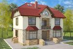 Построение и визуализация частного дома для сайта строительства