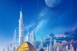 Baku futuristic