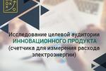 Исследование целевой аудитории инновационного продукта