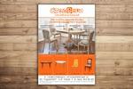 Листовка А4 для салона мебели