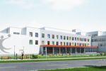 Визуализация дизайна фасада школы в М.О.