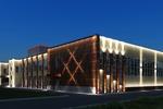 Реконструкция фасада дома культуры, М. О.