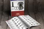 Дизайн и верстка каталога Vitesse