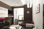 Дизайн 3к квартиры СПб