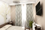 Дизайн 2х комнатной квартиры с кухней-гостиной