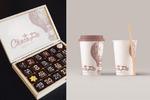 Разработка логотипа для шоколада ручной работы ChocoFlé