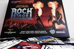 Иллюстрирование настольной игры Rock Stage