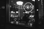 "Разработка логотипа для гастро-бара/ресторана ""Freedom"""