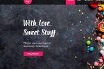LP для магазина мармелада и других вкусностей Sweet Stuff