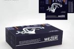 Дизайн упаковки для фирмы сантехники Wezer