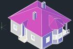 дом 3D