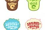 Slaays-Laays — лейблы линеек вкусов