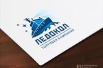 Логотип для торговой компании Ледокол
