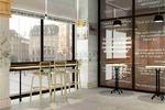 Дизайн интерьера пекарни