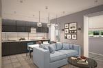 Дизайн-проект квартиры 85м2