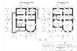 Планы цокольного и 1-го этажей-1