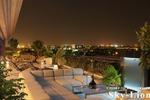 Ночная визуализация балкона