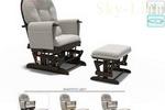 Анимация кресла качалки