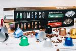 BRANDING AROMESSO/ RUSSIA/ MOSCOW