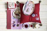 Презентация коллекции текстиля