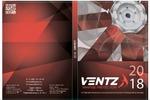 Обложка каталога VENTZ