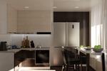 Квартира кухня-гостиная