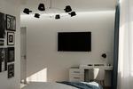 Квартира спальня 1