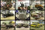 репортаж, музей ретро автомобилей