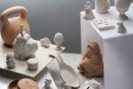 Поделки фарфор, керамика
