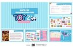 Презентация интернет-магазина брендовых игрушек