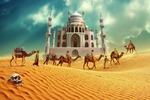 Sahara's Dreams_Фон_1