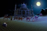 Sahara's Dreams_Фон_2