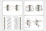 Отрисовка схематических изображений в векторе.