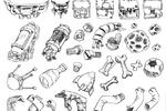 концепты игровых объектов