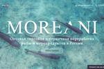 Адаптивный сайт компании Moreani