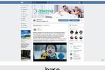 Ведение и продвижение группы ВКонтакте askona.