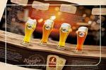 Дизайн буклета крафтового пива