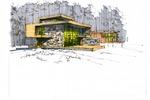 Фор-эскиз домов в Карелии